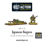 New: Bolt Action Japanese Snipers!
