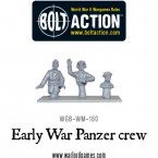 New: Bolt Action early war Panzer crew!