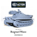 New: Bolt Action Borgward Wanze!