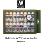 New: Vallejo paint sets!