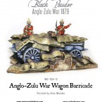New: Anglo-Zulu War wagon barricade!