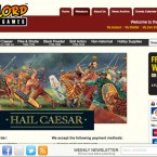 New Warlord Games webstore!