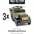 New: Bolt Action Vehicle Platoon Deals!
