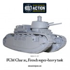 Super-size me! French Char 2c special offer!