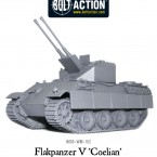 New: Flakpanzer V 'Coelian'!