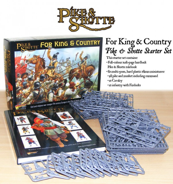 For King and Country Starter Set -  Warlord Games