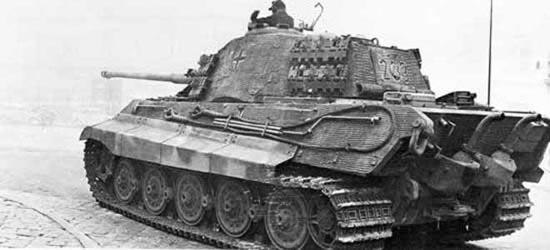 Zimmerit-King-Tiger