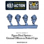 Spotlight: Bolt Action German Figure Heads.