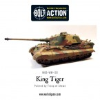 Back In Stock: King Tiger