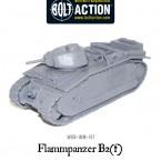 New: Bolt Action Flammpanzer B2(f)!