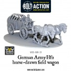 New: Bolt Action German Heer Light Field Wagon!