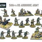 New: Bolt Action US Airborne army deals!