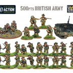 New: Bolt Action British Army Deals!