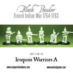 New: Iroquois Indians!