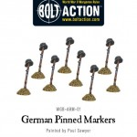WGB-ARM-01-German-Pinned-Markers