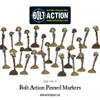 New: Bolt Action Pinned Markers!