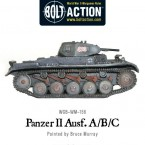 Highlight: Panzer II Ausf. A/B/C