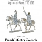 New: Mounted Napoleonic French Infantry Colonels!