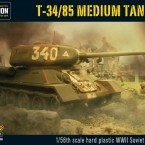 Armour in Focus: T-34/85 – Might of the Motherland