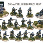 New: Bolt Action Fallschirmjäger army deals!