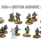 New: Bolt Action British Airborne army deals!