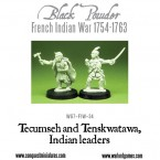 New: Tecumseh and Tenskawata!