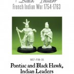 New: Pontiac & Black Hawk!