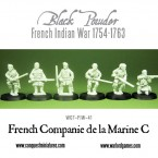 New: French & Indian War Companie de la Marine!