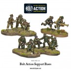 New: Bolt Action squad bases!