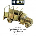 Showcase: Opel Blitz Truck