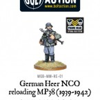 New: Bolt Action German reinforcements (1939-42)!