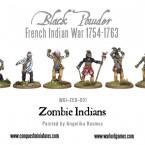 New: Zombie Indians!