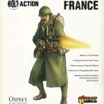 Bolt Action French army list