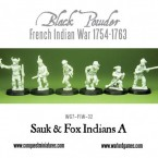 New: Sauk & Fox Indians!