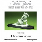 Showcase: Christmas Indian Warrior!