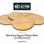 New: 60mm round bases!
