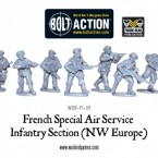 New: French SAS sections!