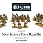 Soviet Infantry Plastic Boxed Set