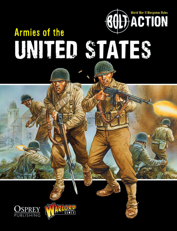 Armies of the United States -  Warlord Games