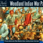 Wargaming With The Rocky Mountain Tribes 1780-1840