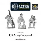 New: Bolt Action US Army Command!