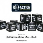 New: New Bolt Action Orders Dice colours!