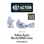 New: More Bolt Action Italian Army available!