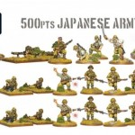 New: Bolt Action Japanese army deals!