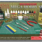 New: Army Painter hobby sets!