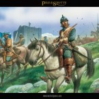 The Art of Warlord – English Civil War