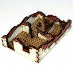 New: Pre-painted 4Ground buildings
