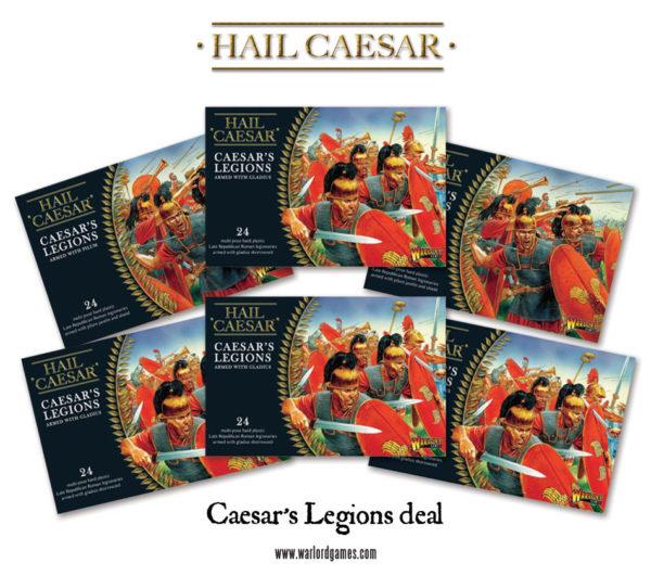 Caesars Legions Deal