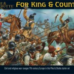 New: Pike &amp; Shotte &#8211; For King &amp; Country starter set!