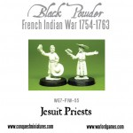 New: French Indian War Jesuit Priests